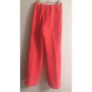EDIT.FOR LULU - 70s  usa vintage pants ポリパンjantiques ロキエ