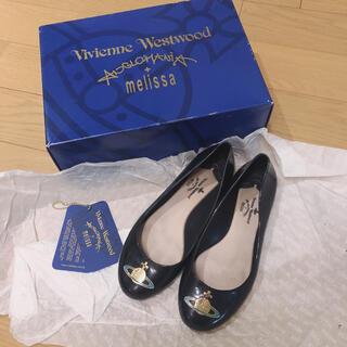 Vivienne Westwood - 【viviennewestwood】オーブ付きエナメルパンプス【Melissa】