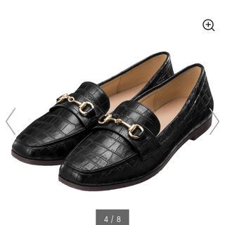 ジーユー(GU)の新品★ビットローファー XL(ローファー/革靴)