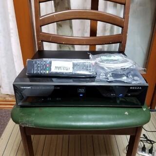 トウシバ(東芝)の希少超美品!一台四役!東芝VHS/HDD/ブルーレイレコーダーD-BW1005K(ブルーレイレコーダー)