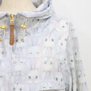 franche lippee - フランシュリッペ♡新品*2wayオリプリ マウンテンコート♡にらめっこ ウサギ