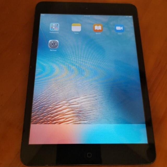 Apple(アップル)のiPad mini 第1世代 32GB Wifiモデル スマホ/家電/カメラのPC/タブレット(タブレット)の商品写真