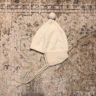 キャラメルベビー&チャイルド(Caramel baby&child )のmisha&puff ミーシャアンドパフ ニット帽 2-4y(帽子)