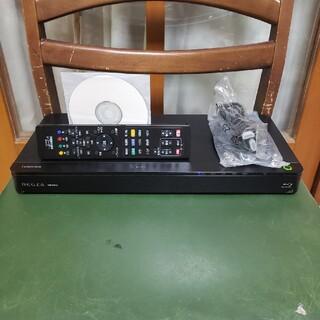 トウシバ(東芝)の新品同様完動美品!外付HDD可!東芝ブルーレイレコーダーDBR-Z420(ブルーレイレコーダー)