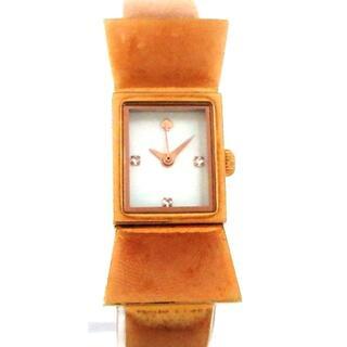 ケイトスペードニューヨーク(kate spade new york)のケイト 腕時計 カーライル 0183 レディース(腕時計)