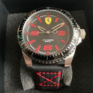 フェラーリ(Ferrari)のフェラーリ SCUDERIA 公式 腕時計(腕時計(アナログ))