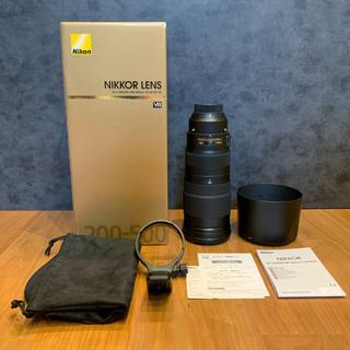 Nikon - AF-S NIKKOR 200-500mm f/5.6E ED VR