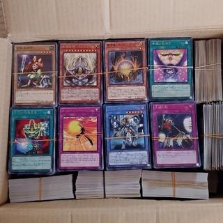 ユウギオウ(遊戯王)の遊戯王 約6000枚 まとめ売り 大量 ノーマル、字レア(カナ) 10.3kg(カード)