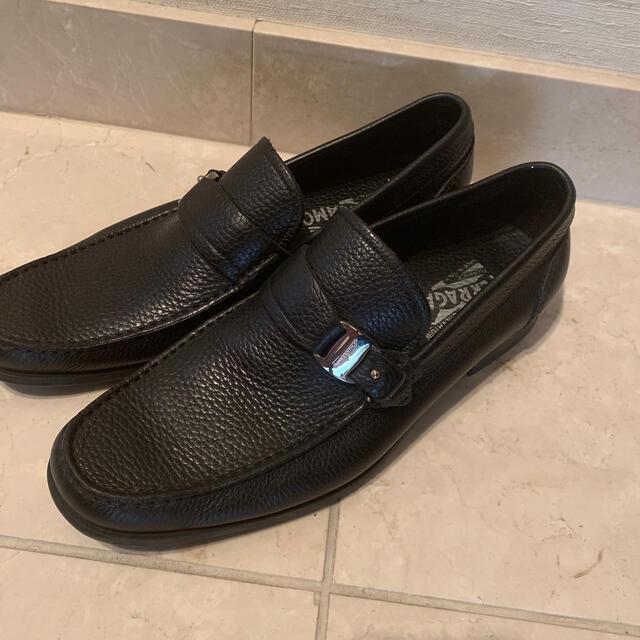 Ferragamo(フェラガモ)のフェラガモ メンズ ローファー シューズ  26cm メンズの靴/シューズ(スリッポン/モカシン)の商品写真