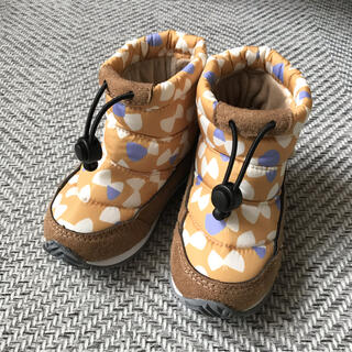 フタフタ(futafuta)のfutafuta スノーブーツ 14.0cm(ブーツ)