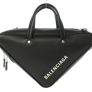 Balenciaga - バレンシアガ ハンドバッグ 476975 黒×白