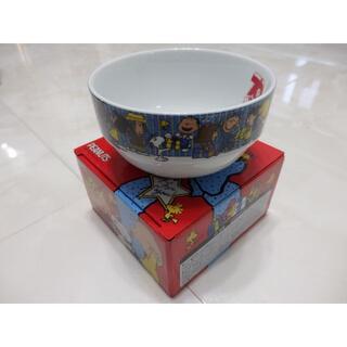 ピーナッツ(PEANUTS)のKFC  スヌーピー  ボウル  PEANUTS  70周年【 ブルー 】レア(食器)