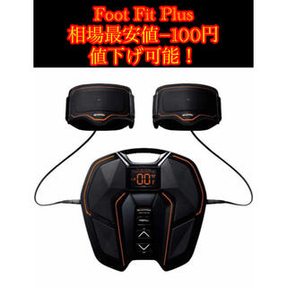 SIXPAD - SIXPAD Foot Fit Plus 新品未開封 MTG