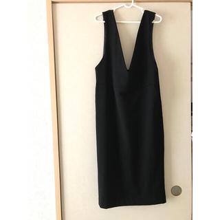 GU - GU ジャンパードレス ジャンパースカート XL