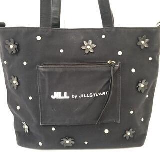 JILL by JILLSTUART - ジルバイジルスチュアート トートバッグ 黒