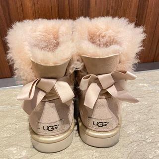 アグ(UGG)のUGG アグ ブーツ 22cm サイズ36  キッズ ジュニア(ブーツ)