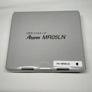 NEC - Aterm MR05LN (LTEモバイルルーター)