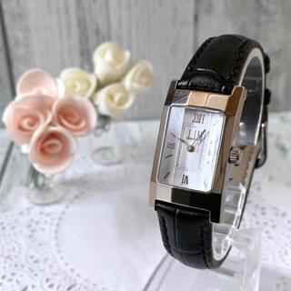 ダンヒル(Dunhill)の【動作OK】dunhill ダンヒル 腕時計 ダンヒリオン レディース(腕時計)