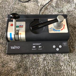 ニンテンドウ64(NINTENDO 64)の電車でgo 専用コントローラー(家庭用ゲーム機本体)
