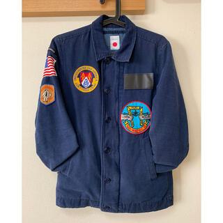 マーカ(marka)のmarka jacket(ミリタリージャケット)