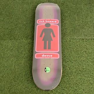 ガール(GIRL)のGIRL ガール 8.125インチ 93TIL 12 RH デッキ(スケートボード)