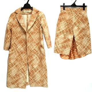 マルニ(Marni)のマルニ スカートスーツ サイズ38 S -(スーツ)