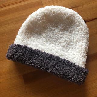 カシウエア(kashwere)のカシウェア ベビーキャップ 新品未使用(帽子)