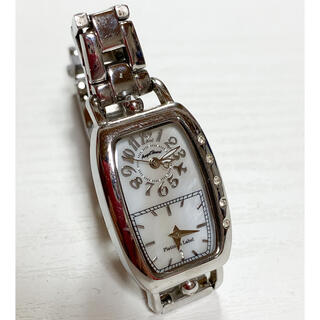 Angel Heart - ★エンジェルハート★ANAコラボ 腕時計 ダブルフェイス ステンレスベルト