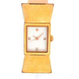 ケイトスペードニューヨーク(kate spade new york)のケイト 腕時計 カーライル レディース(腕時計)