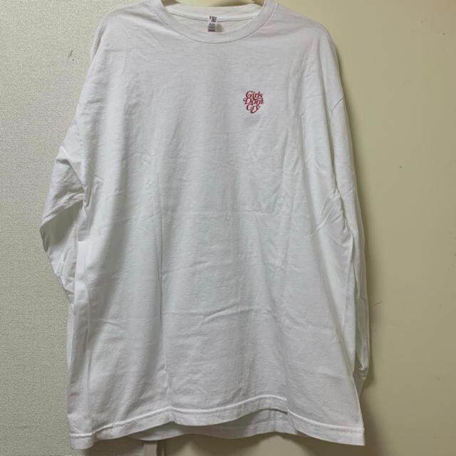 Supreme(シュプリーム)のgirlsdon'tcry ガールズドントクライ ロンT T ガルドン XL メンズのトップス(Tシャツ/カットソー(七分/長袖))の商品写真