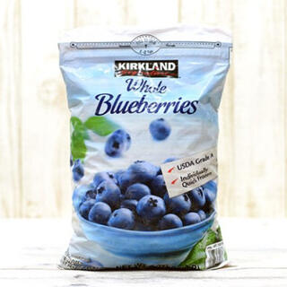 コストコ(コストコ)の【送料込み】コストコ ブルーベリー 冷凍フルーツ(フルーツ)