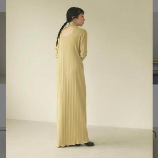 TODAYFUL - todayful piping rib dress