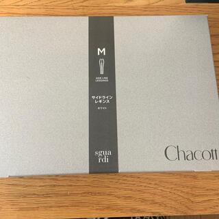 チャコット(CHACOTT)の【新品】チャコット サイドラインレギンス レディース レギンス(ヨガ)