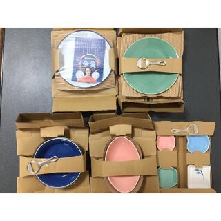 タチキチ(たち吉)のサントリー金麦あいあい皿8枚セット豆皿4枚(食器)
