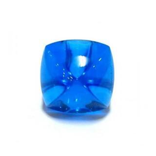 バカラ(Baccarat)のバカラ リング美品  - ブルー×ゴールド(リング(指輪))