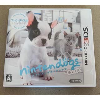 任天堂 - nintendogs + cats フレンチ・ブル&Newフレンズ 3DS