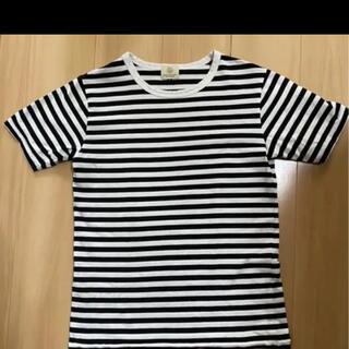ビューティアンドユースユナイテッドアローズ(BEAUTY&YOUTH UNITED ARROWS)のボーダー Tシャツ beauty&youth(Tシャツ/カットソー(半袖/袖なし))