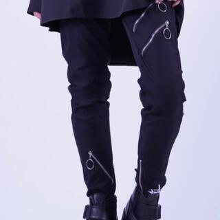 ankoROCK - NieR 春秋冬用SEVEN ZIPPER STYLISH PANTS