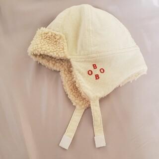 ボボチョース(bobo chose)のbobochoses kids フライトキャップ 帽子(帽子)