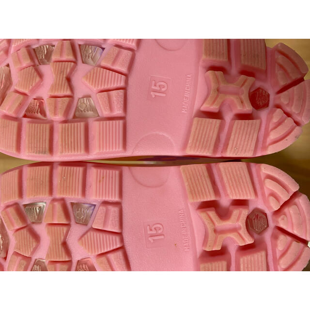 mikihouse(ミキハウス)のミキハウス 長靴 レインブーツ うさこちゃん キッズ/ベビー/マタニティのキッズ靴/シューズ(15cm~)(長靴/レインシューズ)の商品写真