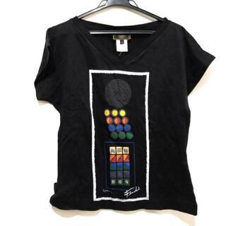 フェンディ(FENDI)のFENDI(フェンディ) 半袖Tシャツ サイズ40 M(Tシャツ(半袖/袖なし))