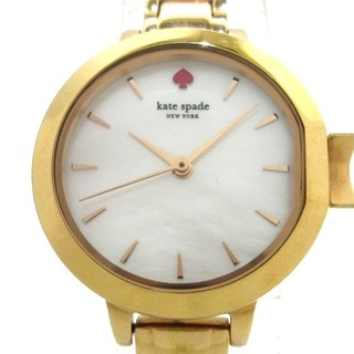 ケイトスペードニューヨーク(kate spade new york)のケイト 腕時計美品  KSW1363 レディース(腕時計)