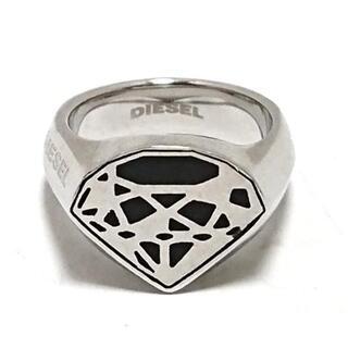 ディーゼル(DIESEL)のディーゼル リング ステンレススチール(リング(指輪))