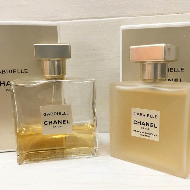 CHANEL(シャネル)のCHANELガブリエルシャネルヘアミスト40ml香水ラインに合わせて コスメ/美容の香水(香水(女性用))の商品写真