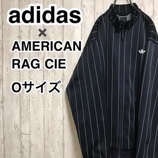 adidas - 超希少 アディダス AMERICAN RAG CIE 別注 ジャージ ネイビー