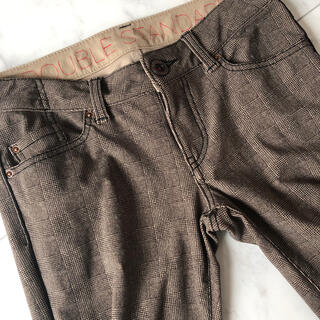 ダブルスタンダードクロージング(DOUBLE STANDARD CLOTHING)のダブルスタンダードクロージング パンツ(カジュアルパンツ)