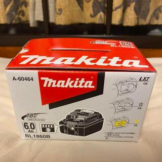 マキタ(Makita)のmakita 18v 6ah バッテリー 新品(その他)