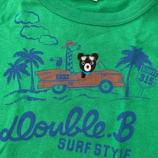 ダブルビー(DOUBLE.B)のダブルビー  トップス (Tシャツ/カットソー)