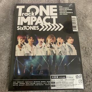 ジャニーズ(Johnny's)のTrackONE -IMPACT-(初回盤) DVD(ミュージック)