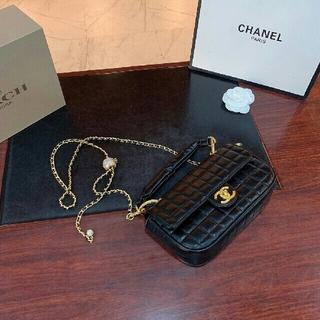 シャネル(CHANEL)の美品シャネル ワイルドステッチ チェーンショルダー バッグ(ショルダーバッグ)